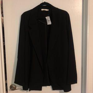 LUSH Women's Black Blazer